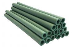 "Foams 37"" Long for 32mm poles John Lewis Green - Set of 16"