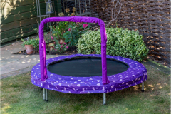 "48"" Princess Mini Trampoline"