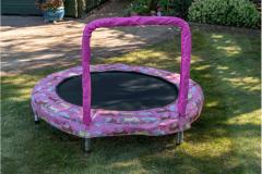 "48"" Mini Bouncer - Pink Bunny"