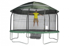 8ft x 11.5ft Jumpking Oval Trampoline Canopy