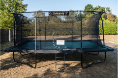 12ft x 17ft Rectangular Trampoline