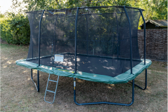10ft x 14ft Rectangular JumpKing Trampoline