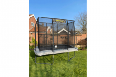 6ft x 9ft JumpKing Rectangular Combo Pro Trampoline - Pre Order