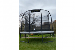 7ft x 10ft JumpKing Oval Professional Trampoline - Arriving Soon!