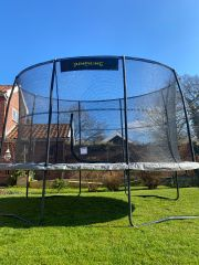 9ft x 13ft JumpKing Oval Professional Trampoline - Arriving Soon!