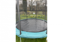 12ft Trampoline Bed Cover - universal spring size