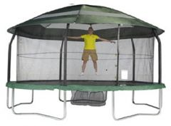 9ft x 13ft Jumpking Oval Trampoline Canopy