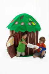 Puppet Tree - Bazoongi Play Structure