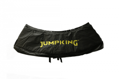 12ft JumpKing Combo Deluxe Pad - Black