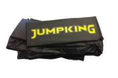 14ft x 17ft JumpPOD Oval Surround Pad 2016