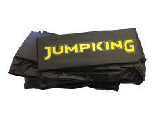 10ft x 14ft Rectangular Frame Pad 14oz Black PVC - 25mm Thickness