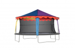 10ft x 15ft Oval Circus Tent Canopy