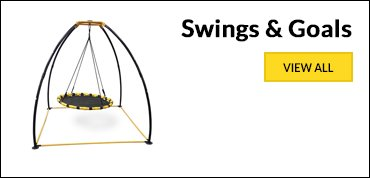 Jumpking swings and goals